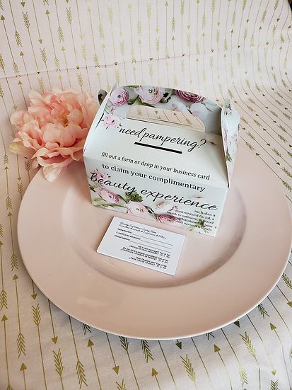 Peony Lead Boxes with Entry Slip Pads