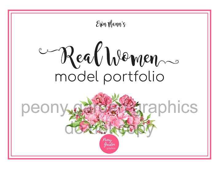Model Portfolio Template Download