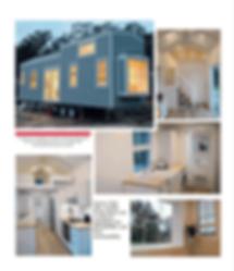 Hampton style tiny house