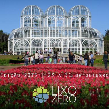 Semana Lixo Zero Curitiba 2015