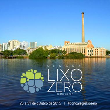 Semana Lixo Zero Porto Alegre 2015