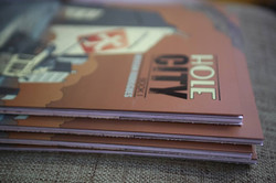Hole City - Book 1