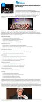 """DIGITAL - Matéria do portal Papo de Cinema abordando premiados da 19ª Goiânia Mostra Curtas, entre eles o curta-metragem """"31 de março, Brazil""""."""