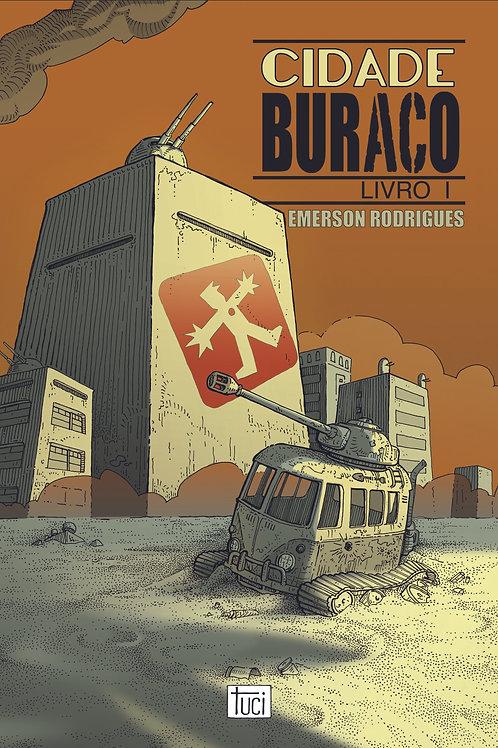 Cidade Buraco HQ Emerson Rodrigues
