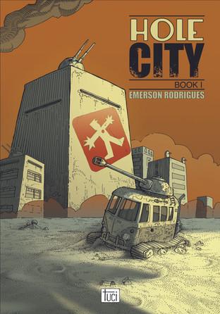 HOLE CITY Graphic Novel