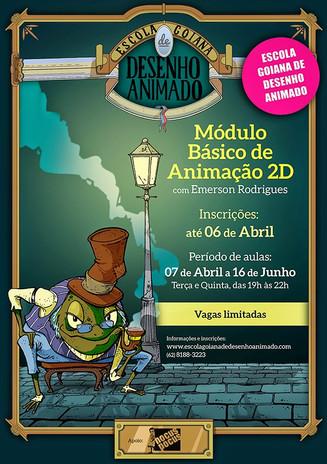 Ilustração para cartaz