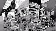 Entrevista com Emerson Rodrigues para a [Coluna de quadrinhos] do Café e Caneta