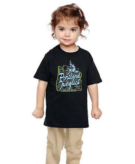 JUICE Portland Junglist Kids Tshirt