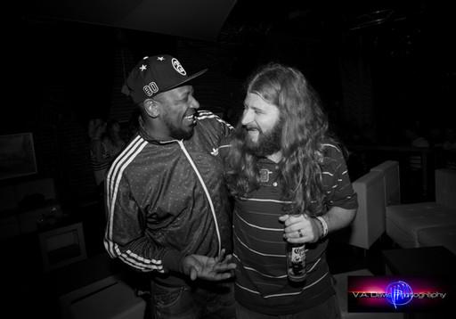DJ Marky & Random Movement