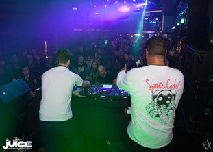 A packed house deep in the Space Cadet tour mix with LSB & DRS!