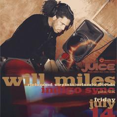Will Miles (Richmond, VA)