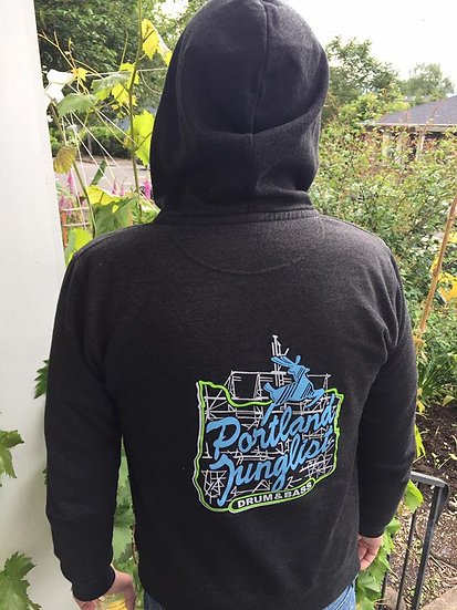 Men's Portland Junglist Hoodie