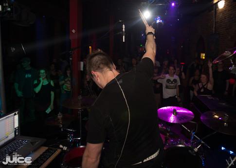 KJ Sawka live at JUICE!
