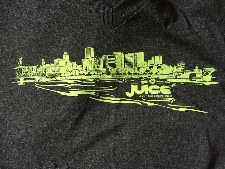 JUICE Cityscape Design Women's Tshirt