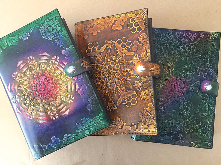 JUICE Leather Journals