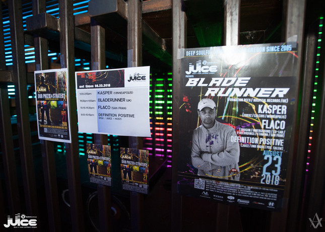 JUICE posters & upcoming events...