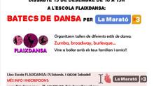 FLAIXDANSA AMB LA MARATÓ