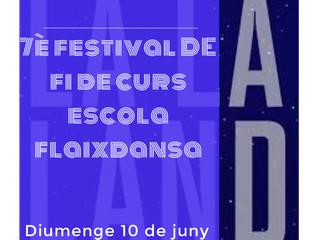 7è Festival de Fi de Curs
