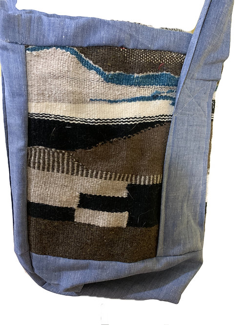 Textured Native Tote