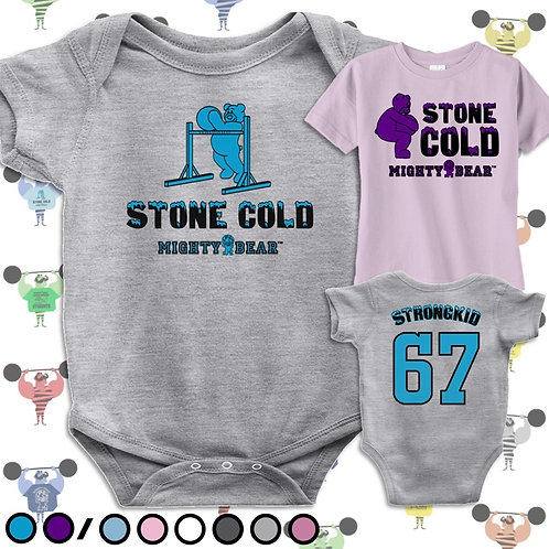 Stone Cold Baby Tee