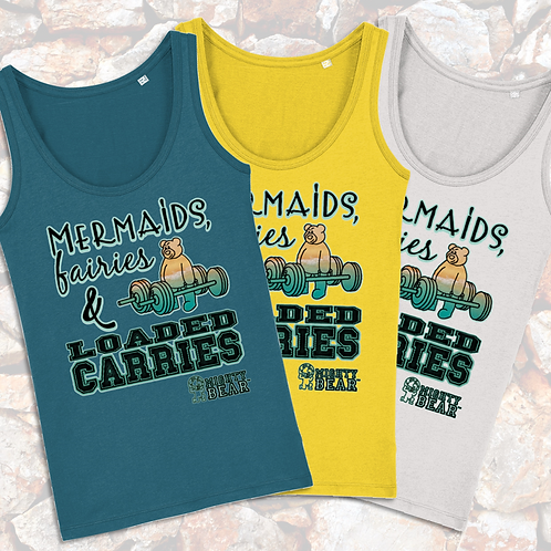 Loaded Carries Ladies' Tank