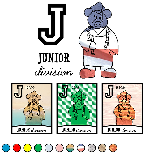 J is for Junior Division
