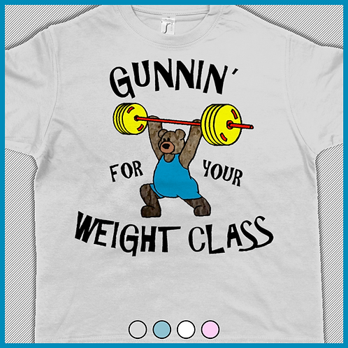 Olympic Weightlifting Tee