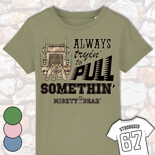 Pull Somethin' Tee
