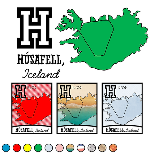 H is for Húsafell