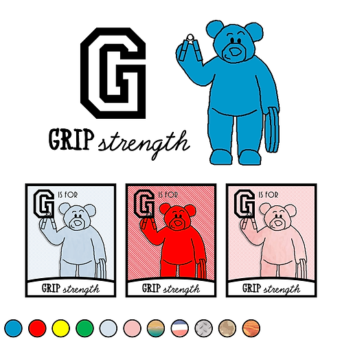 G is for Grip Strength