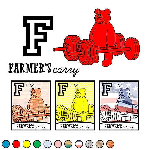 F is for Farmer's Carry