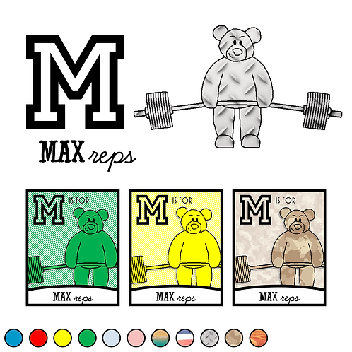 M is for Max Reps