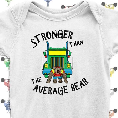 Strongman Baby Tee