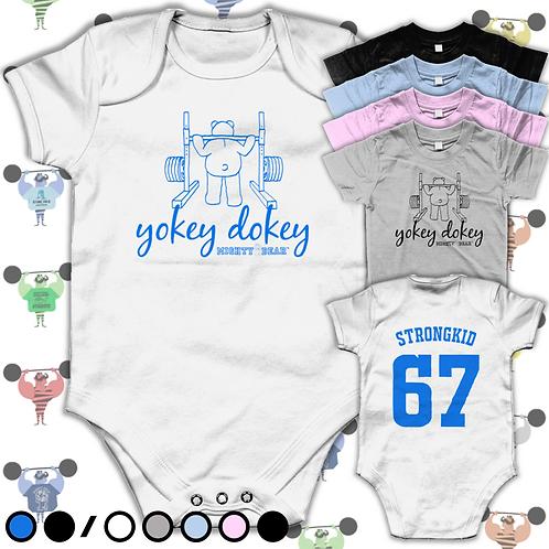 Yokey Dokey Baby Tee