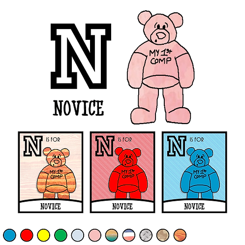 N is for Novice