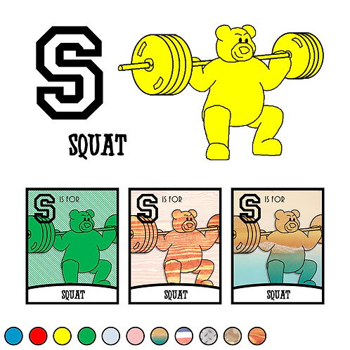 S is for Squat