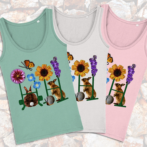 Garden Training Ladies' Tank