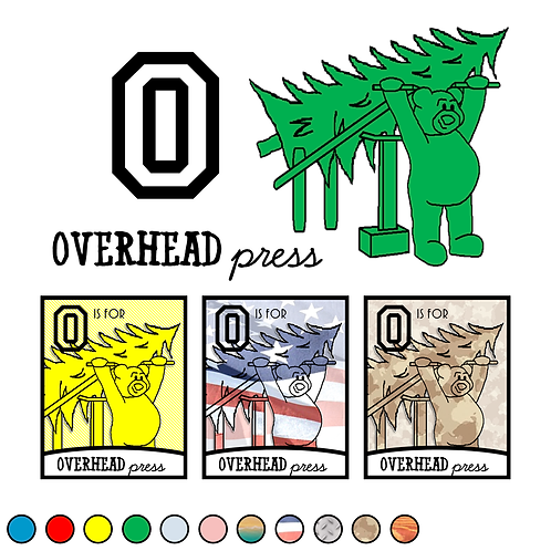 O is for Overhead Press