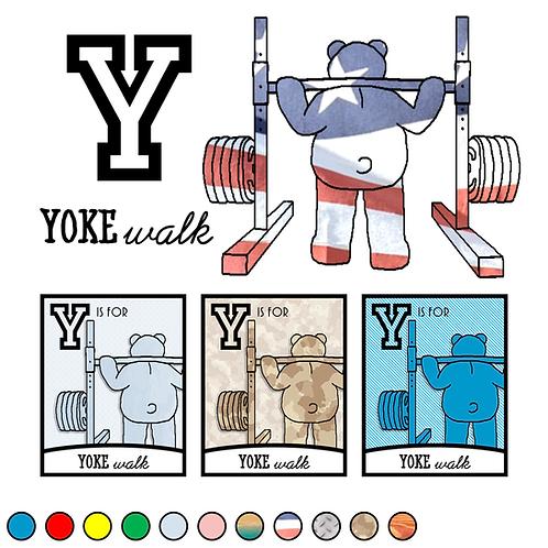Y is for Yoke Walk