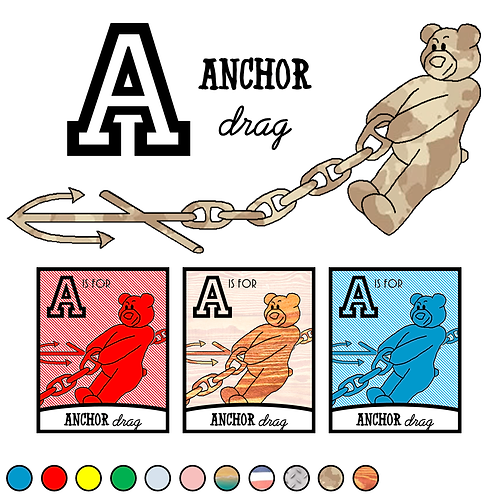 A is for Anchor Drag