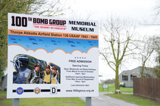 100th Bomb Group Memorial Museum July 2021 reopening confirmed