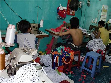 Blue Dragon Anti Trafficking Child labou