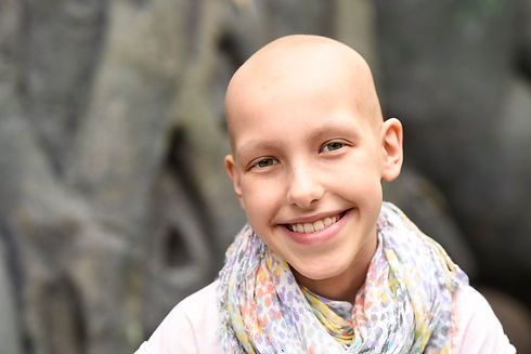 Zero Childhood Cancer - supported by Lenity Australia