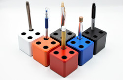 Cerakoted CNC Machined Aluminum Pen Holders