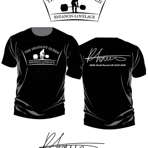Official Lovelace T-shirt