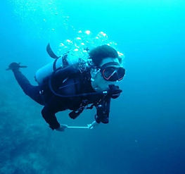 Mark Morris, Master Scuba Diver Trainer from The Dive Ship.
