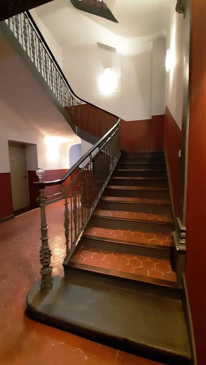 Hall d'entrée du cabinet