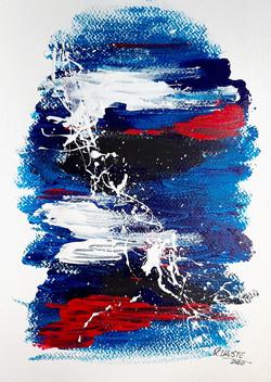 Acrylique_sur_papier_A4_Aout_2020_n°103