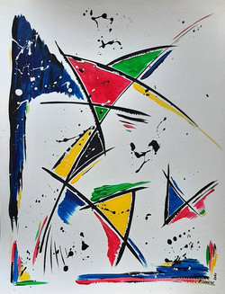 Acrylique_sur_papier_30x40_Août_2020_nÂ