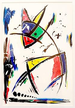 Acrylique_sur_papier_A4_été_2020_n°10